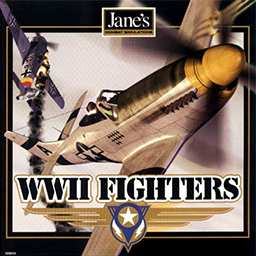 Jane's Combat Simulations WWII Fighters Jane%27s_WWII_Fighters_Coverart