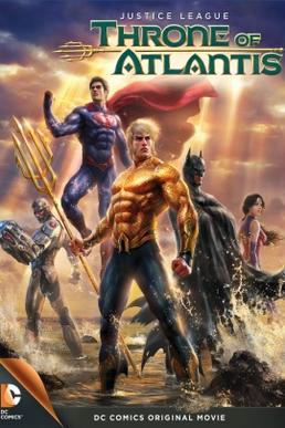 Justice League Throne of Atlantis (2014) en Truefrench