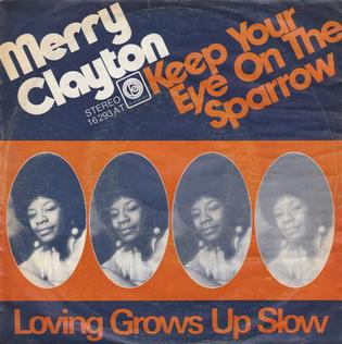 Keep Your Eye on the Sparrow 1975 song by Morgan Ames and Dave Grusin