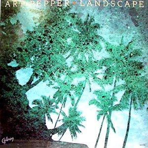 Landscape Art Pepper Album Wikipedia