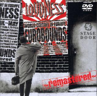 <i>Eurobounds</i> live album by Loudness