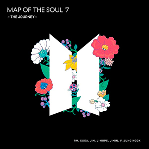Map Of The Soul 7 The Journey Wikipedia
