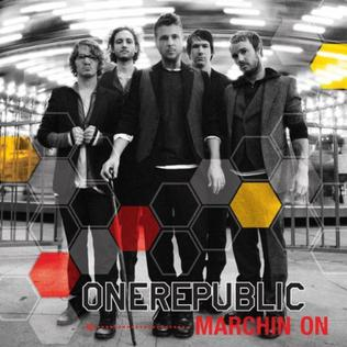 Marchin On song by OneRepublic