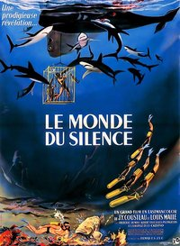 <i>The Silent World</i> 1956 French documentary film co-directed by Jacques Cousteau and Louis Malle