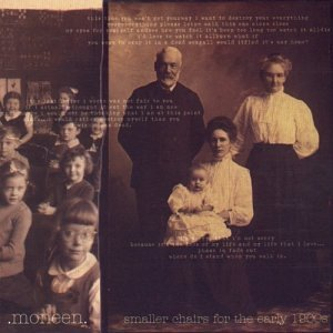 Moneen: Smaller Chairs For The Early 1900s [EP Stream]