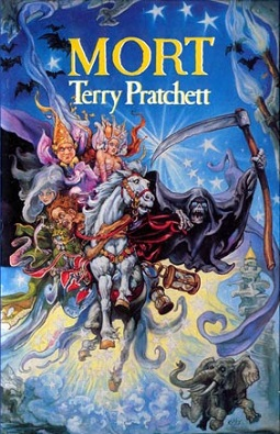 Image result for mort terry pratchett