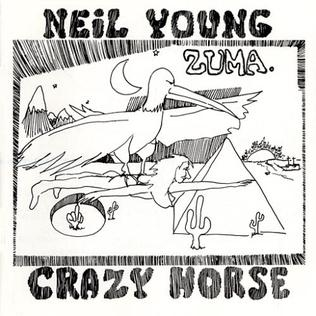 <i>Zuma</i> (album) 1975 studio album by Neil Young and Crazy Horse