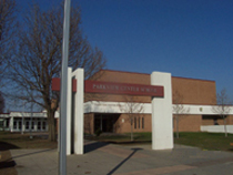 Entrance to Parkview Center School.
