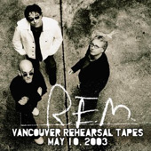 Vancouver Rehearsal Tapes artwork