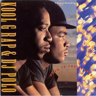 <i>Road to the Riches</i> 1989 studio album by Kool G Rap & DJ Polo