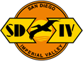 San Diego and Imperial Valley Railroad class 3 railroad in San Diego county California