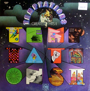 <i>Greatest Hits II</i> (The Temptations album) 1970 compilation album by The Temptations