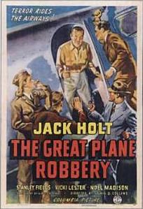<i>The Great Plane Robbery</i> (1940 film)