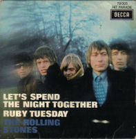 French single picture sleeve