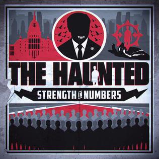 <i>Strength in Numbers</i> (The Haunted album) 2017 album