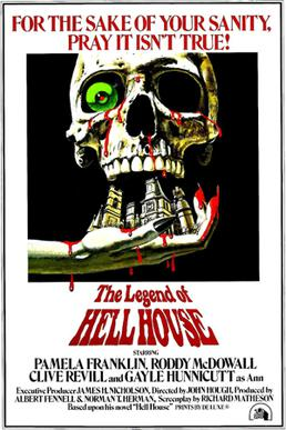 Image result for legend of hell house