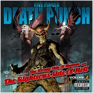 <i>The Wrong Side of Heaven and the Righteous Side of Hell, Volume 2</i> 2013 studio album by Five Finger Death Punch