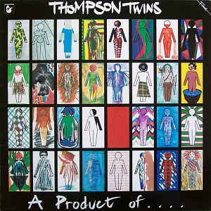 <i>A Product Of...</i> (Participation) 1981 studio album by Thompson Twins