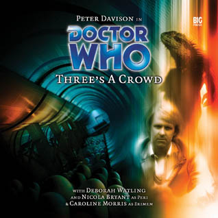 <i>Threes a Crowd</i> (audio drama) audio drama