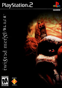 Picture of a game: Twisted Metal: Black