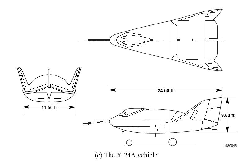 Fileusaf X 24a Diagram