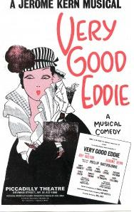 <i>Very Good Eddie</i> musical