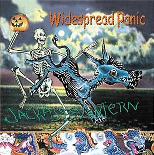 <i>Jackassolantern</i> live album by Widespread Panic