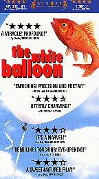 <i>The White Balloon</i> 1995 film by Jafar Panahi