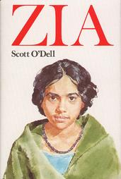 <i>Zia</i> (novel) book