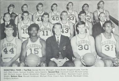 1969–70 Illinois Fighting Illini men's basketball team ...