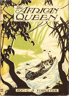 The African Queen (novel)   Wikipedia