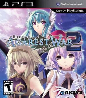 Record Of Agarest War 2 Wikipedia