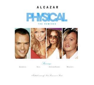 Physical (Alcazar song) 2004 single by Alcazar