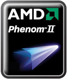 AMD Phenom logo as of 2008