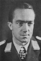 Anton Hafner German World War II fighter pilot