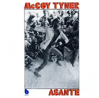 McCoy Tyner Asante_%28album%29