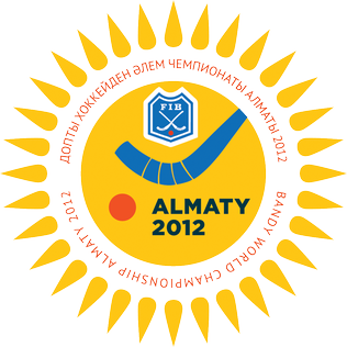 2012 Bandy World Championship 2012 edition of the FIB Bandy World Championship