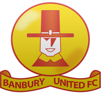 Banbury United F.C. Association football club in Banbury, England