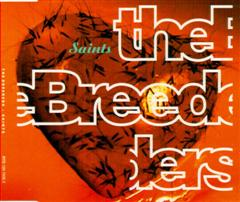 Cover image of song Saints by The Breeders