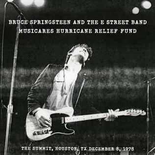 <i>The Summit, Houston, TX December 8, 1978</i> 2017 live album by Bruce Springsteen and the E Street Band