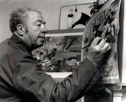 Charles Tunnicliffe British wildlife painter
