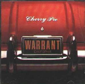 Cherry Pie (Warrant song) 1990 single by Warrant
