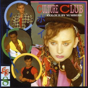 <i>Colour by Numbers</i> 1983 studio album by Culture Club