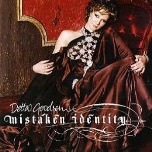 Delta Goodrem — Mistaken Identity (studio acapella)