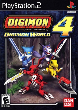 Digimon World 4 - Wikipedia, the free encyclopedia