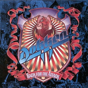 REVIEW:  Dokken - Back For the Attack (1987)