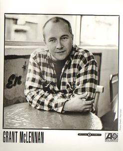 Grant McLennan 20th and 21st-century Australian singer