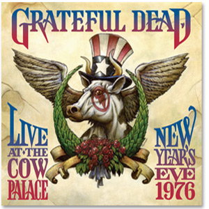 <i>Live at the Cow Palace</i> 2007 live album by Grateful Dead
