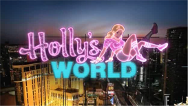 <i>Hollys World</i> television series