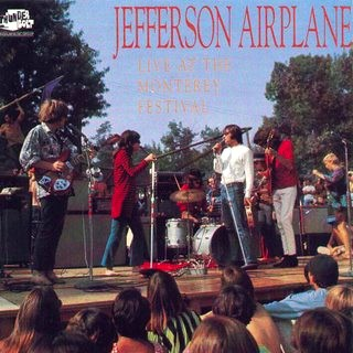 <i>Live at the Monterey Festival</i> 1991 live album by Jefferson Airplane